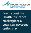 Need health coverage? The Health Insurance Marketplace is open! Apply Now