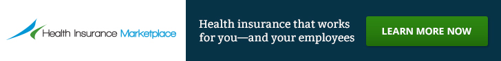 Learn more now about health insurance that works for you and your employees through the Health Insurance Marketplace and Obamacare